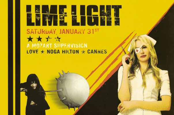 Flyer Limelight 2004 Kill Bill