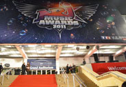 Photos NRJ Awards 2011