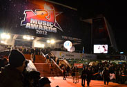 Photos NRJ Awards 2012