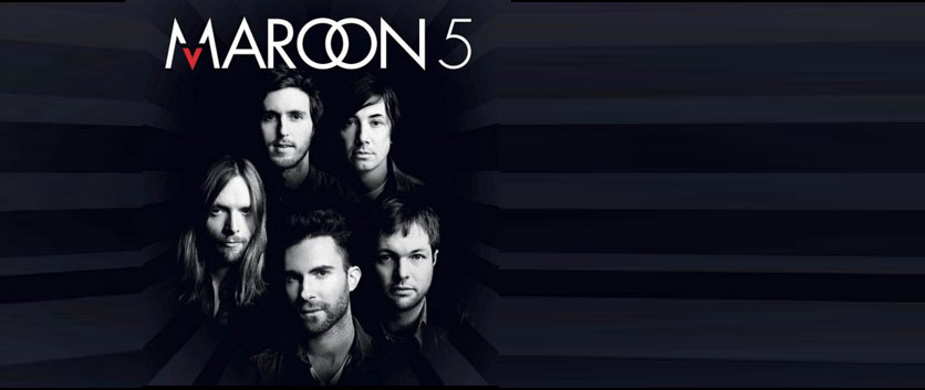 Photos Maroon 5 Nice Nikaia