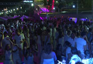 White beach party 2010