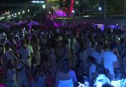 White beach party 2010