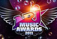 Gagnants NRJ awards 2011