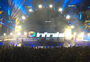 Infinita party 2012 – Gay week – Madrid