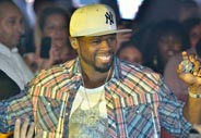 50 cent – Palais Club Cannes